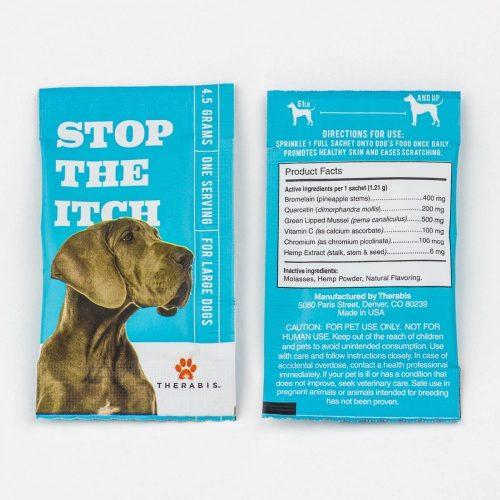 CBD anti-itch for pets
