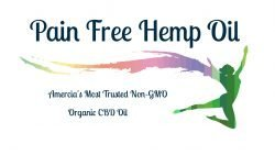 Pain Free Hemp Oil