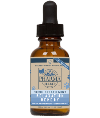 Pharma CBD Relaxation Remedy for Pets